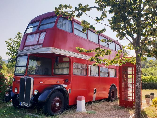 Bus & cabine